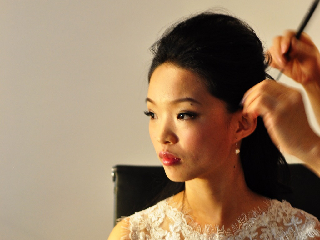 Chinese Wedding Makeup Services