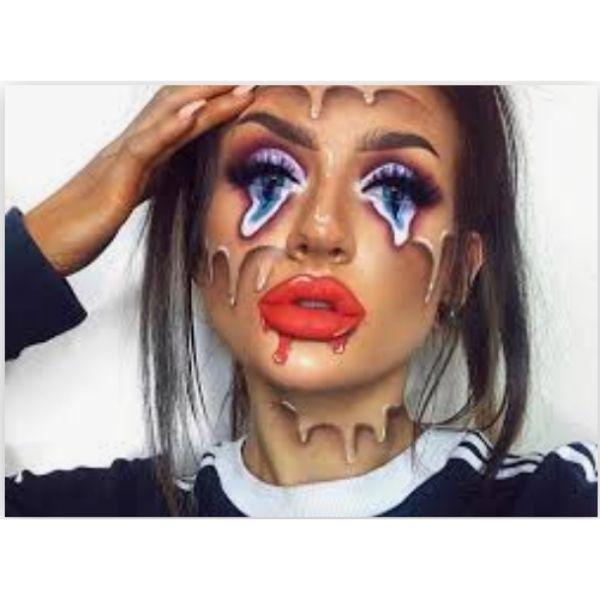 Halloween Makeup Malaysia