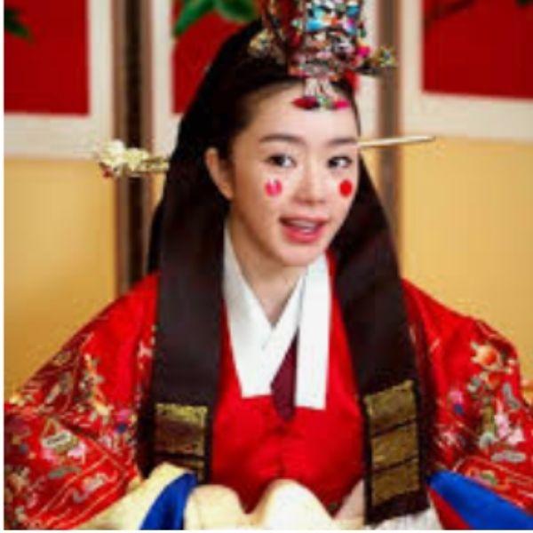 traditional korean bridal makeup