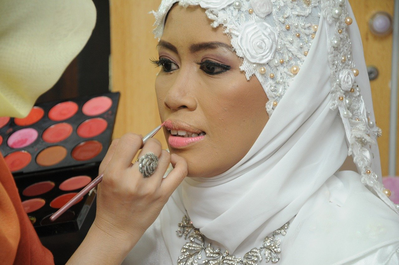 traditional malay wedding makeup