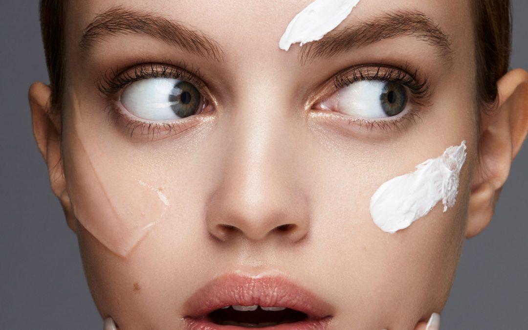 using makeup primer